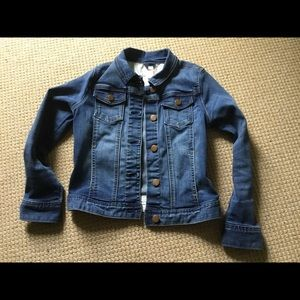 Girls Crewcuts Jean Jacket, Size 10